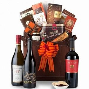 Fabulous Wine Lovers Gift Basket