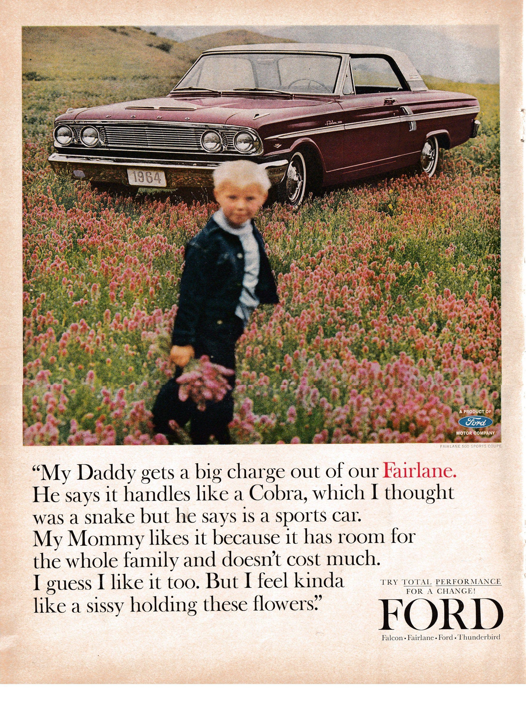 1964 ford fairlanehandles like a cobraoriginal 135 10