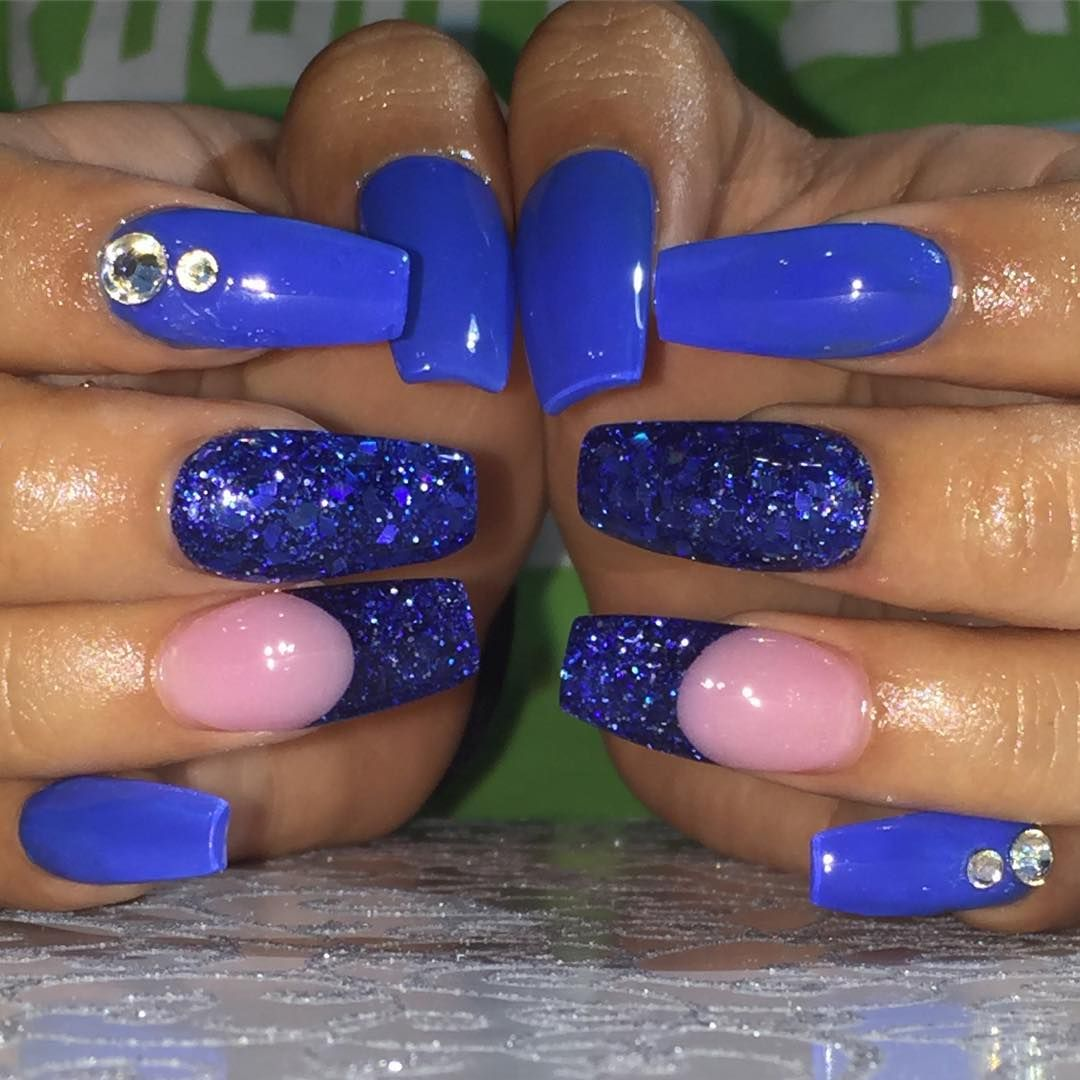 29+ Fancy Nail Designs, Art, Ideas | Design Trends | Nails On Fire ...