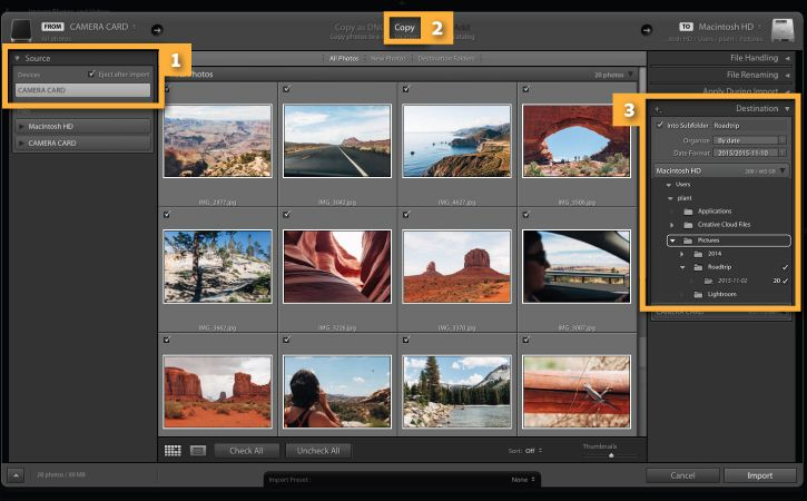 Migrating from Lightroom Classic to Lightroom CC, and the ...