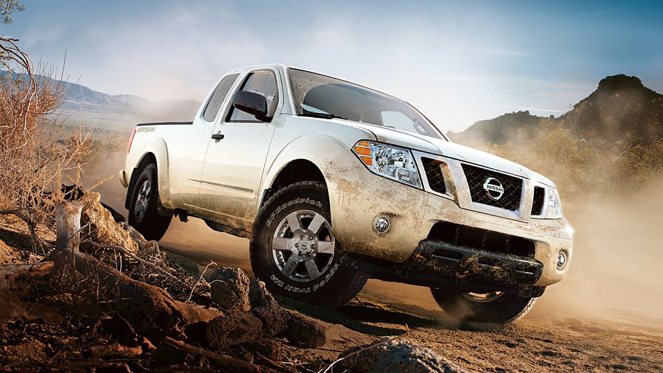 The 2013 Nissan Frontier, which combines premium hardware