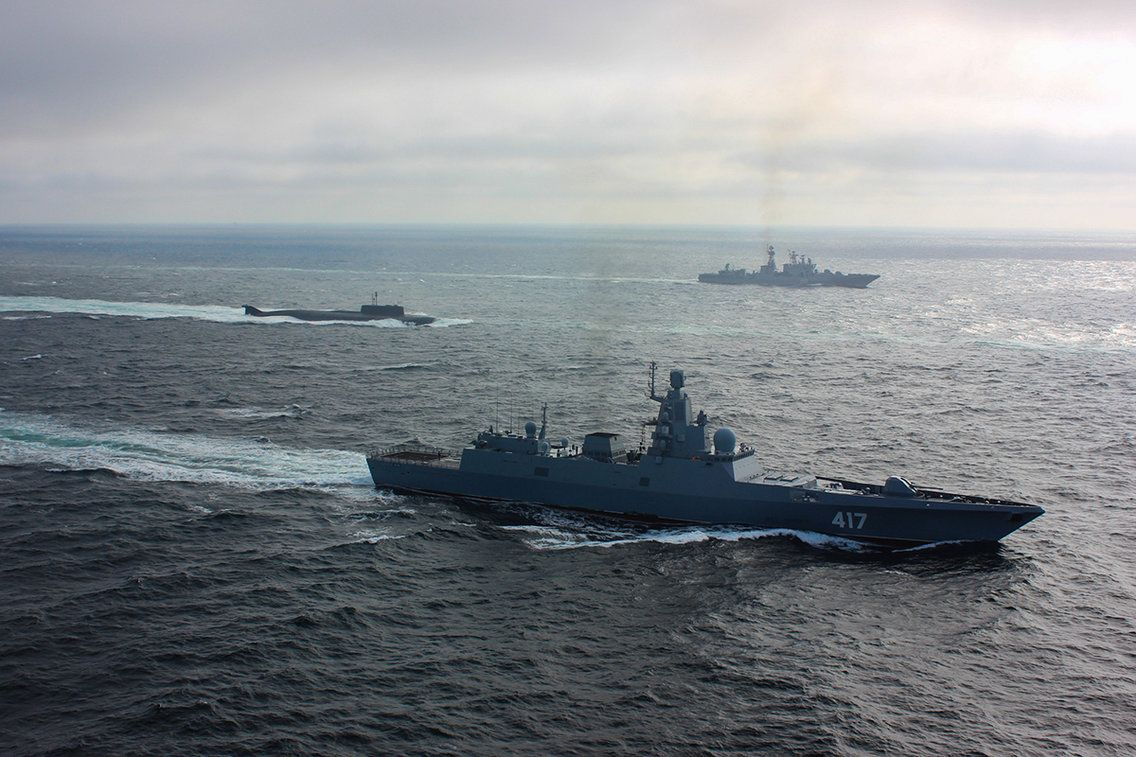 9 Photos Of Russia S New Stealth Frigate A Small Warship That S Much Better Armed Than The Us Navy S Lcs Warship