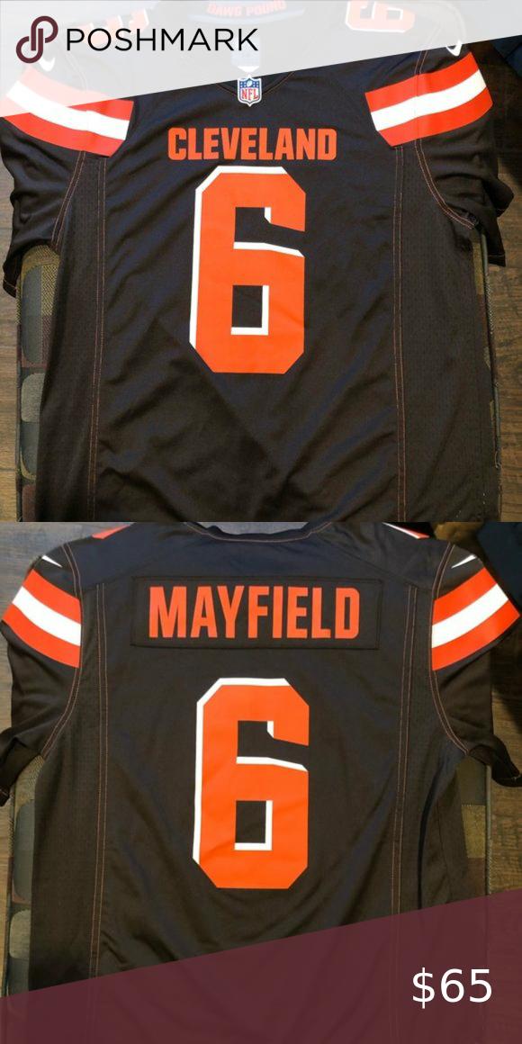 Baker Mayfield Cleveland Browns Jersey Baker Mayfield