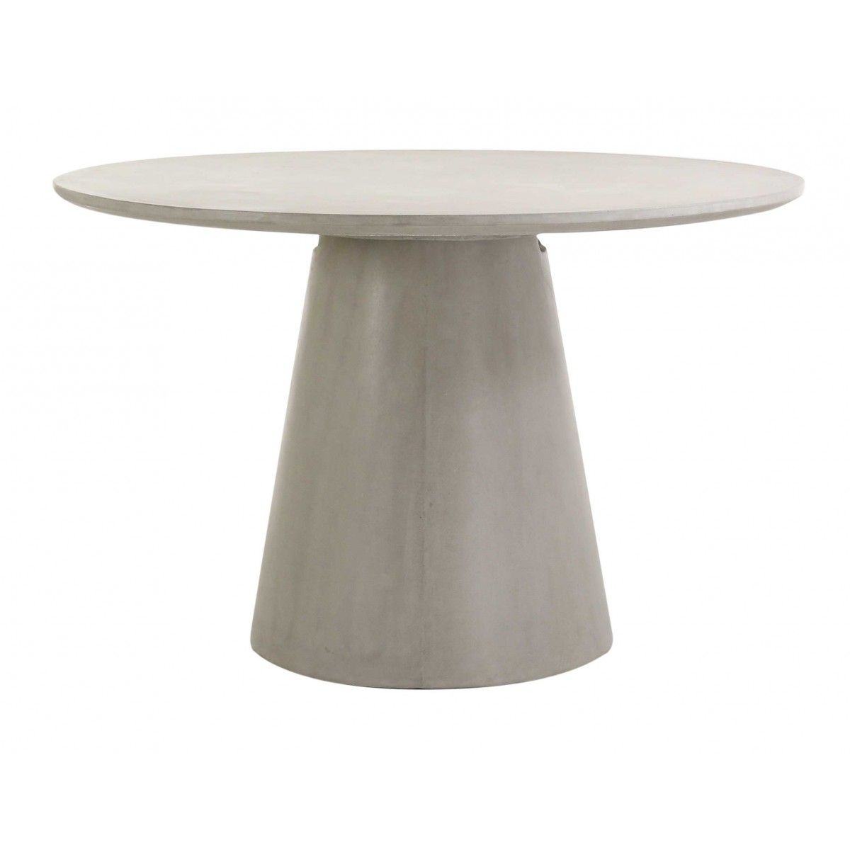 Table Beton Cire à table béton ronde, table beton cire, table béton design, table