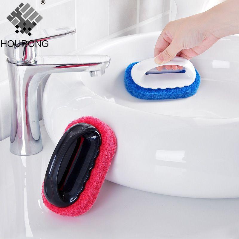 1ピースマジックスポンジ消しゴム風呂ブラシタイルブラシ洗浄ブラシ