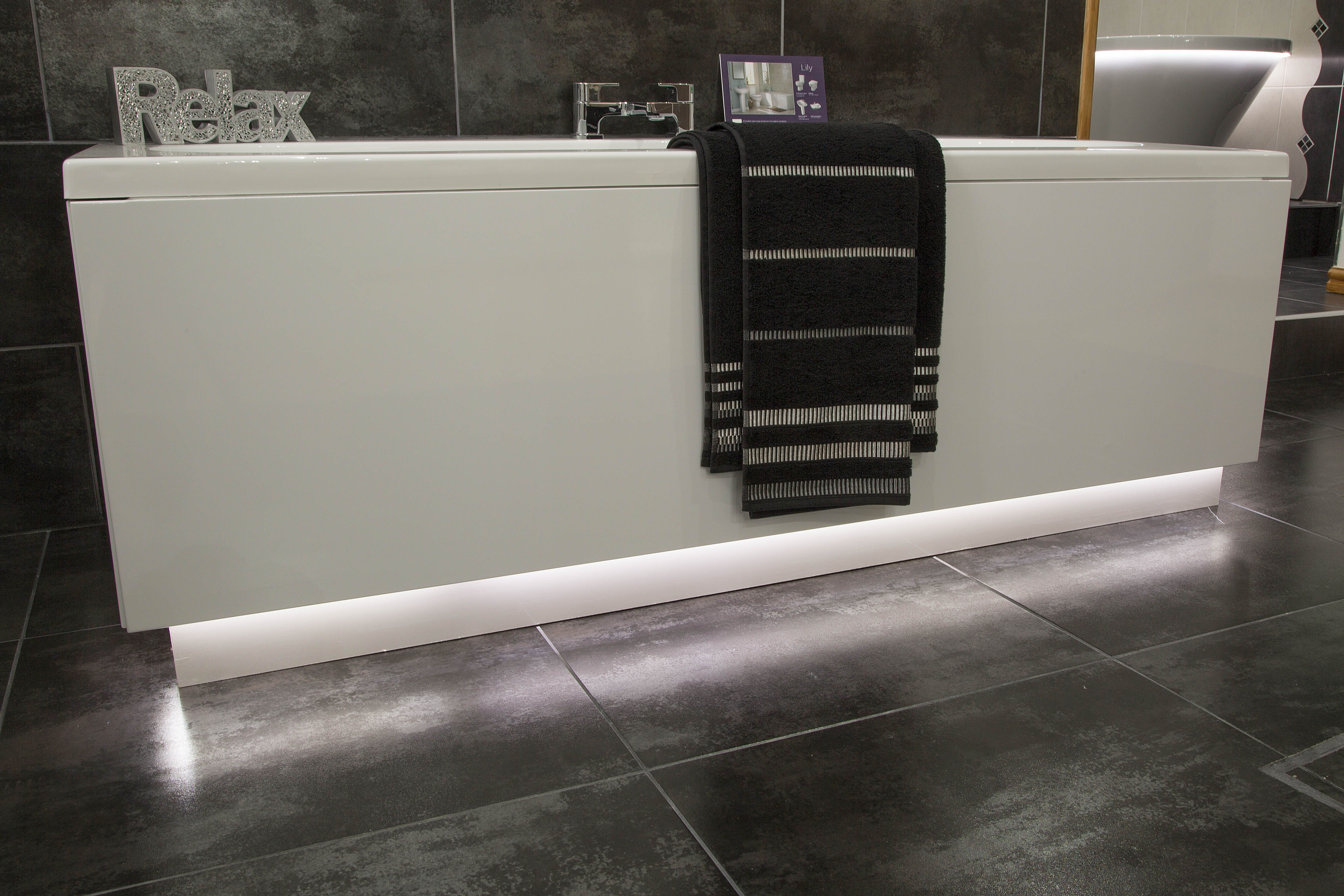 Sycamore Lighting S Bath Panel Kit Bath Panel Bathroom Design