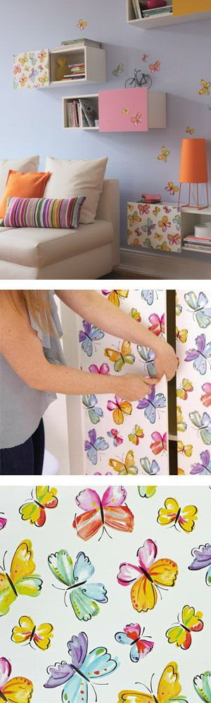 Fototapete Selbstklebefolie Mobelfolie Schmetterlinge Kuche Dc Fix Diy Kinder Ebay In 2020 Dekor Kleidung Schrank Alte Mobel