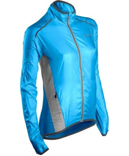 Nylon running jacket