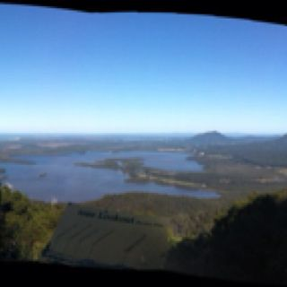 Southern view from Nth Brother Lookout