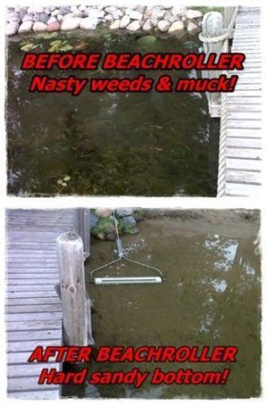 How To Get Rid Of A Mucky Lake Bottom