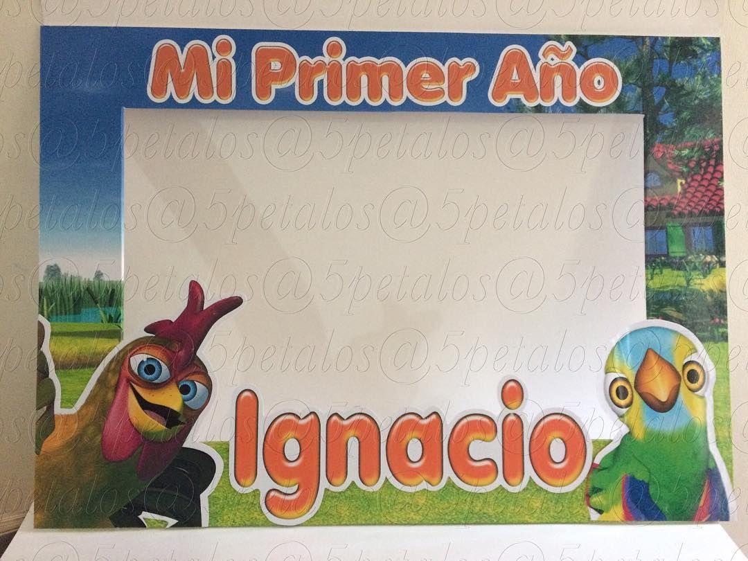 Marco Selfie la Granja para Ignacio. | Bisuteria | Pinterest