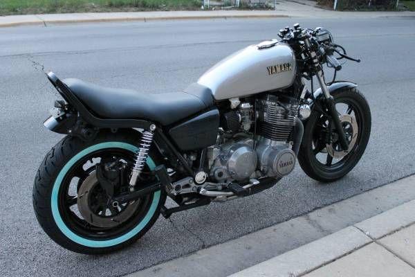 1981 Yamaha XS1100 Cafe Racer   Cafe racer, Yamaha xs1100 ...