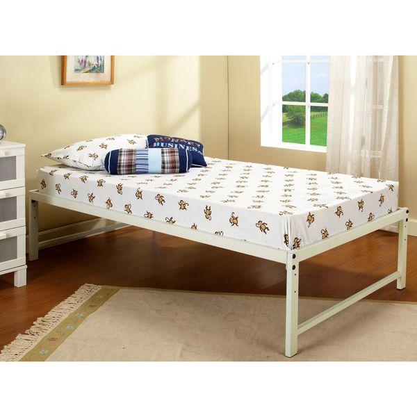 Best K B B59 12 White Hi Riser Bed 400 x 300