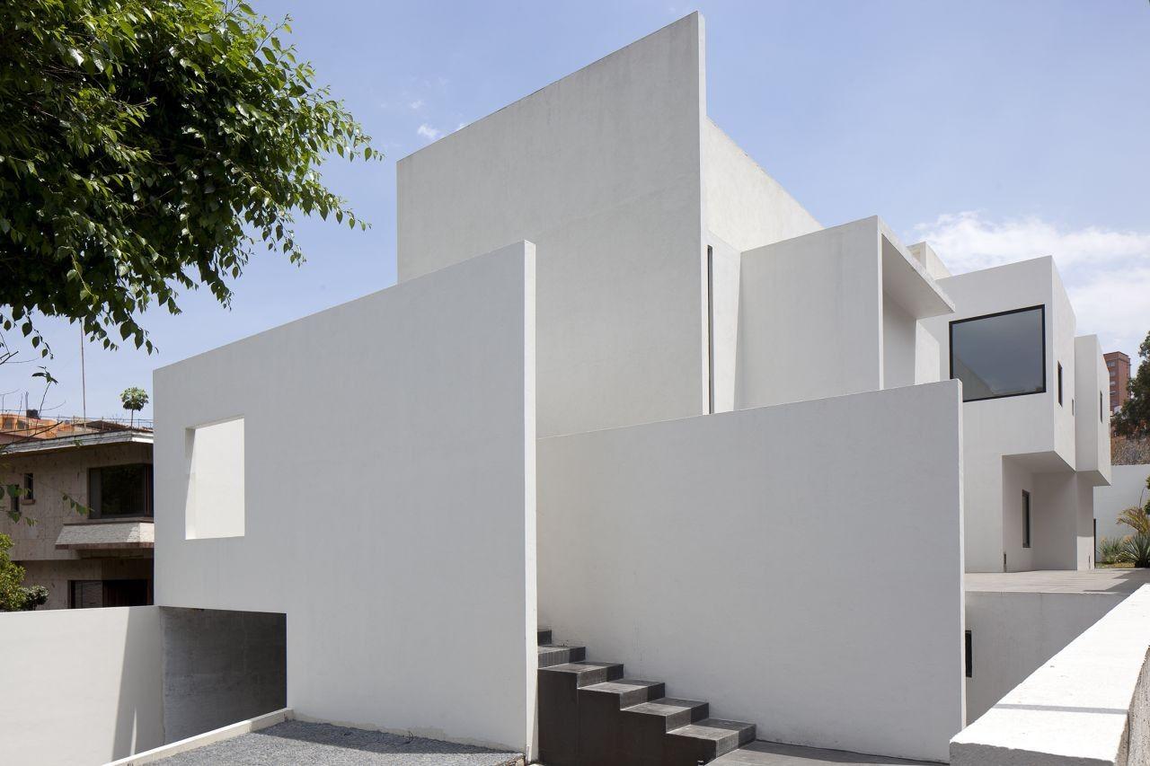 Casa ar lucio muniain et al arquitectura contempor nea for Arquitectura moderna minimalista