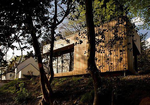 Modulo Ecospace monofalda: il tuo spazio naturale, ricco di tutti i comfort...info@ecospacestudios.it