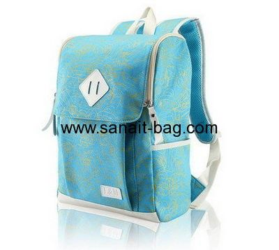 Bag manufacturers custom canvas bags wholesale school bags for teens WB-150