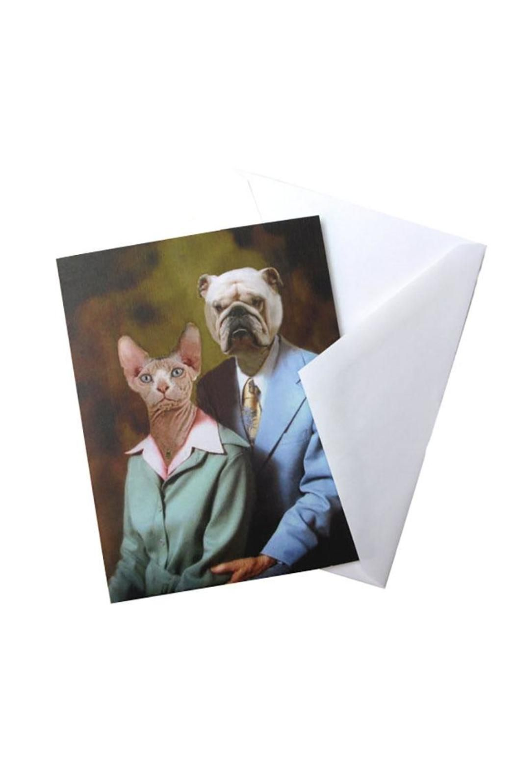 """Printed note card with a blank inside. Comes with a plain envelope and wrapped in a plastic sleeve.    Measures: 5.47"""" x 4.25"""" folded   Anniversary Note Card Home & Gifts - Gifts - Stationery & Office Texas"""