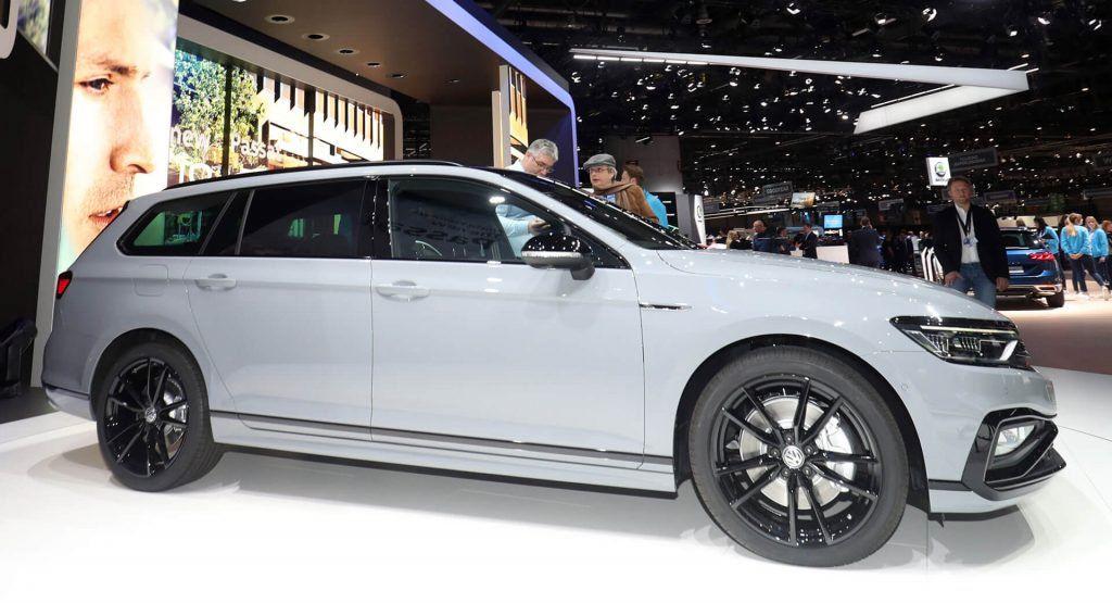 2020 Vw Passat Variant R Line Edition Is Inconspicuous In A Good Way Live Pics Vw Passat Geneva Motor Show Sport Seats