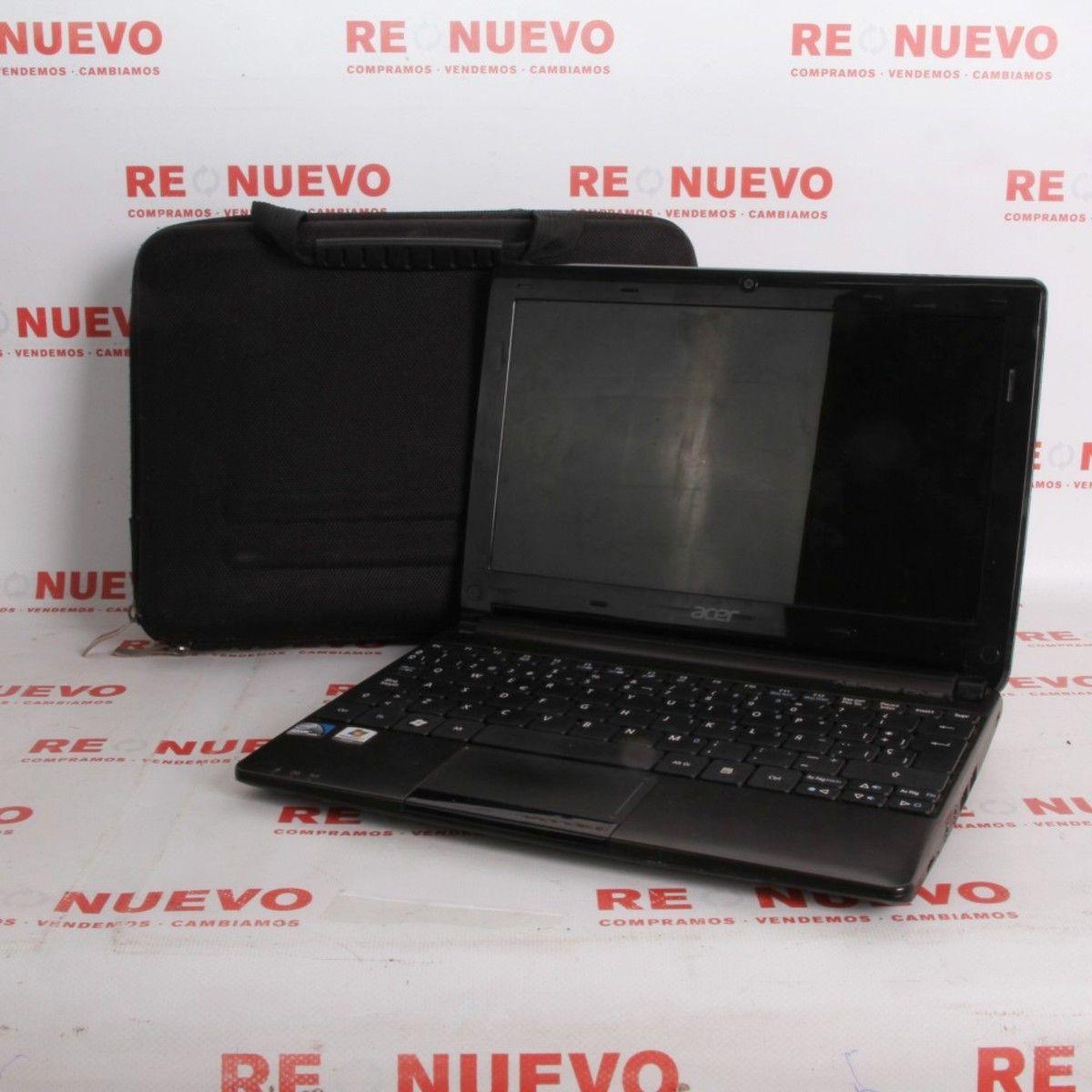 Portatil Acer Aspire One De Segunda Mano E284119 Tienda Online