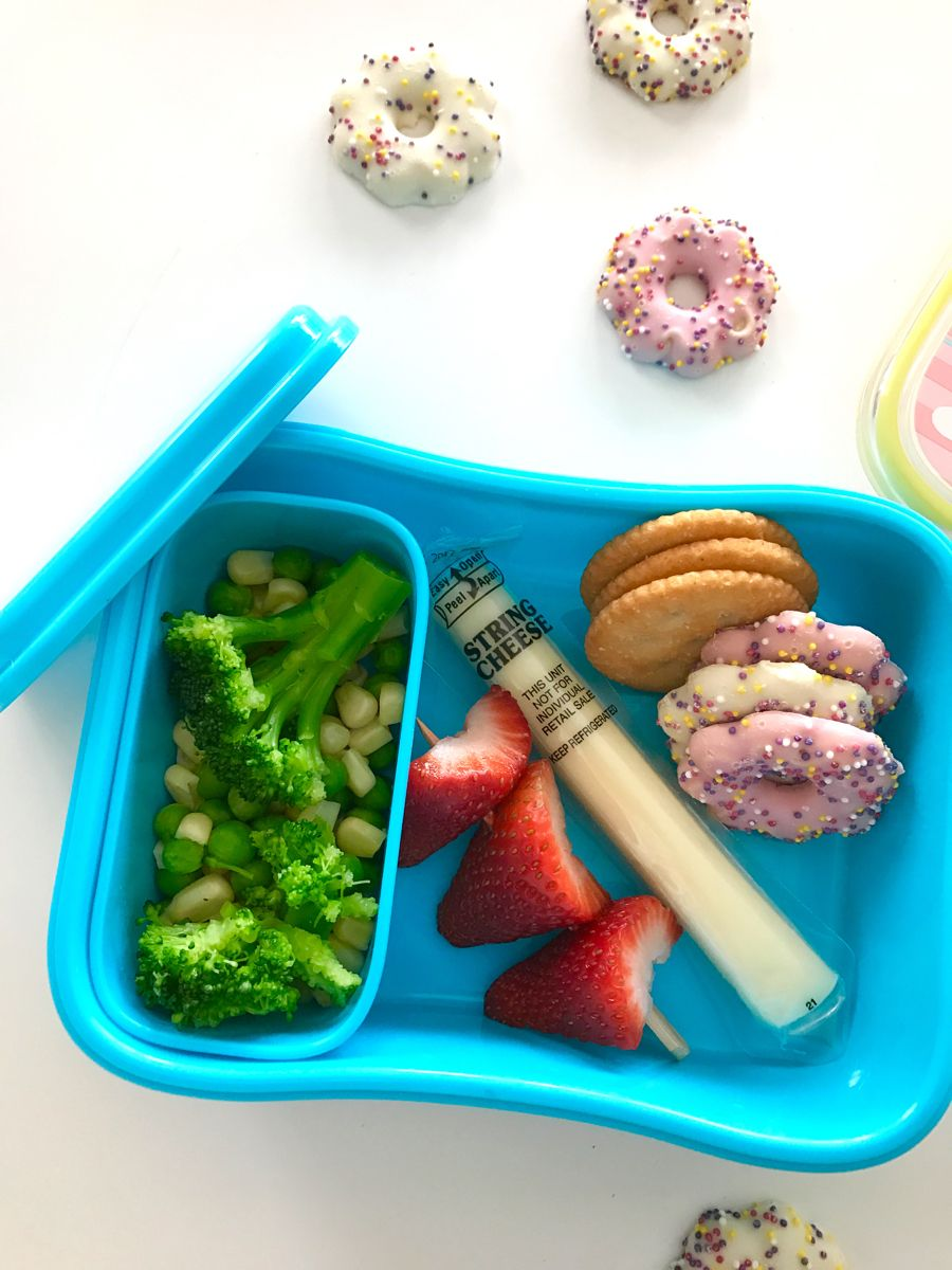 SIMPLE HEALTHY KIDS FOOD IDEAS
