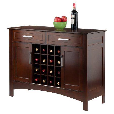 Buy Gardner Buffet Cabinet Sideboard At Walmart