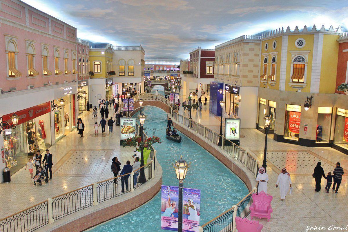 Image result for villaggio shopping center | Saudi Arabia