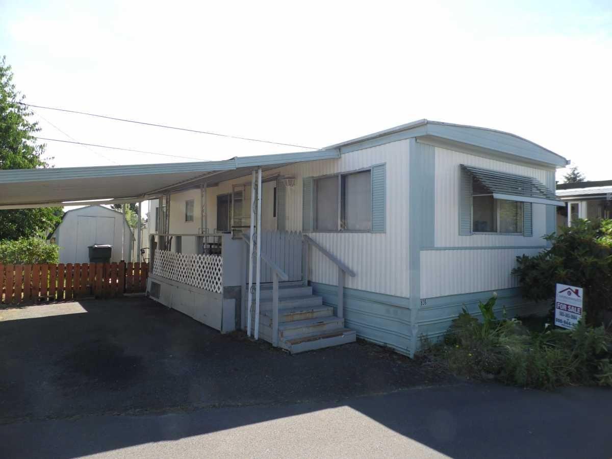 Guerdon Manufactured Home For Sale in Salem OR, 97301 PERFECT ... on rv parks salem oregon, apartments salem oregon, campgrounds salem oregon,