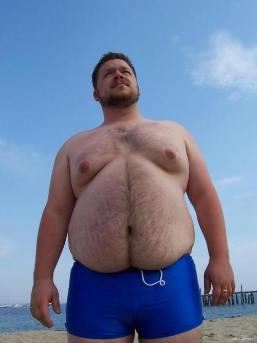 """fatboysilike: """" I LOVE the fatboy pucker his belly is doing and the ..."""