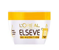 Masque cheveux Elseve Re-Nutrition Masque 300 ml, Soin du Cheveu L'Oréal Paris