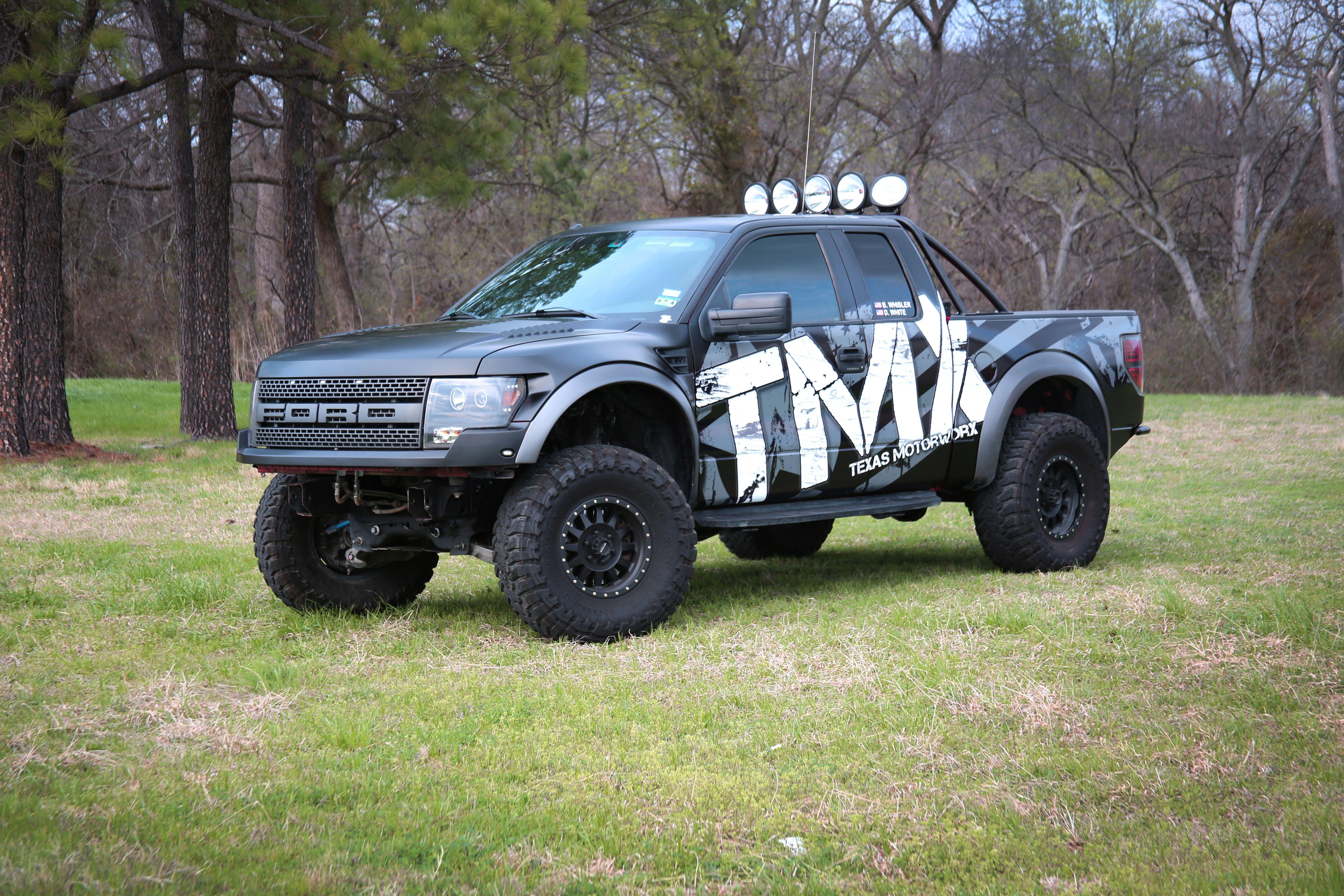 Texas Motorworx wrap installed by Car Wrap City www.carwrapcity.com