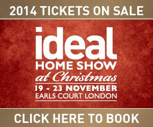 Book Tickets Ideal Home Show Ideal Home Olympia London