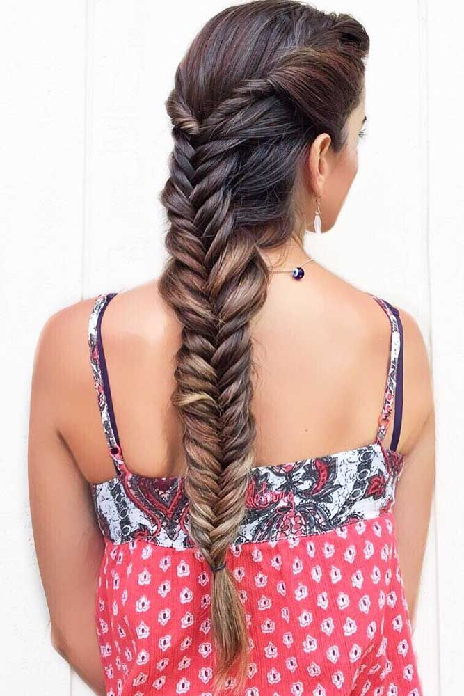 Ready in 10 Minutes With Easy Hairstyles for Long Hair