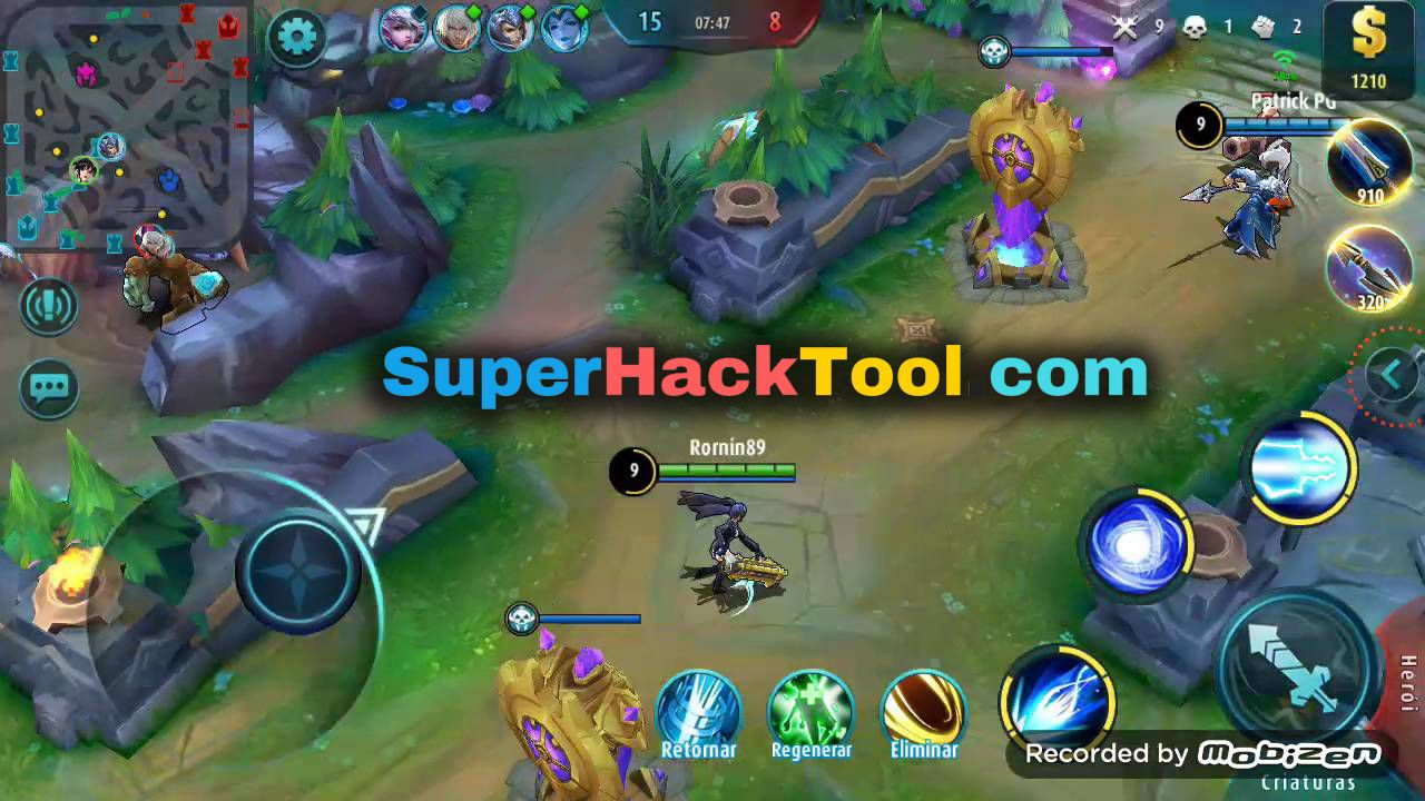 download hacked games mobile legends