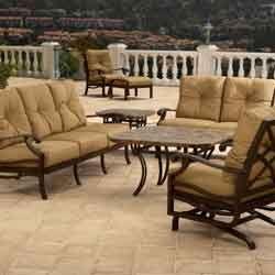 Anthem Cushion Mallin Outdoor Furniture Dallas Fort Worth S