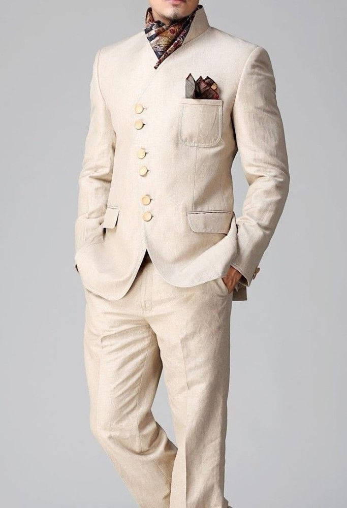 New Men\'s Designer Wedding Groom Dinner Tuxedo Suit Coat Blazer ...