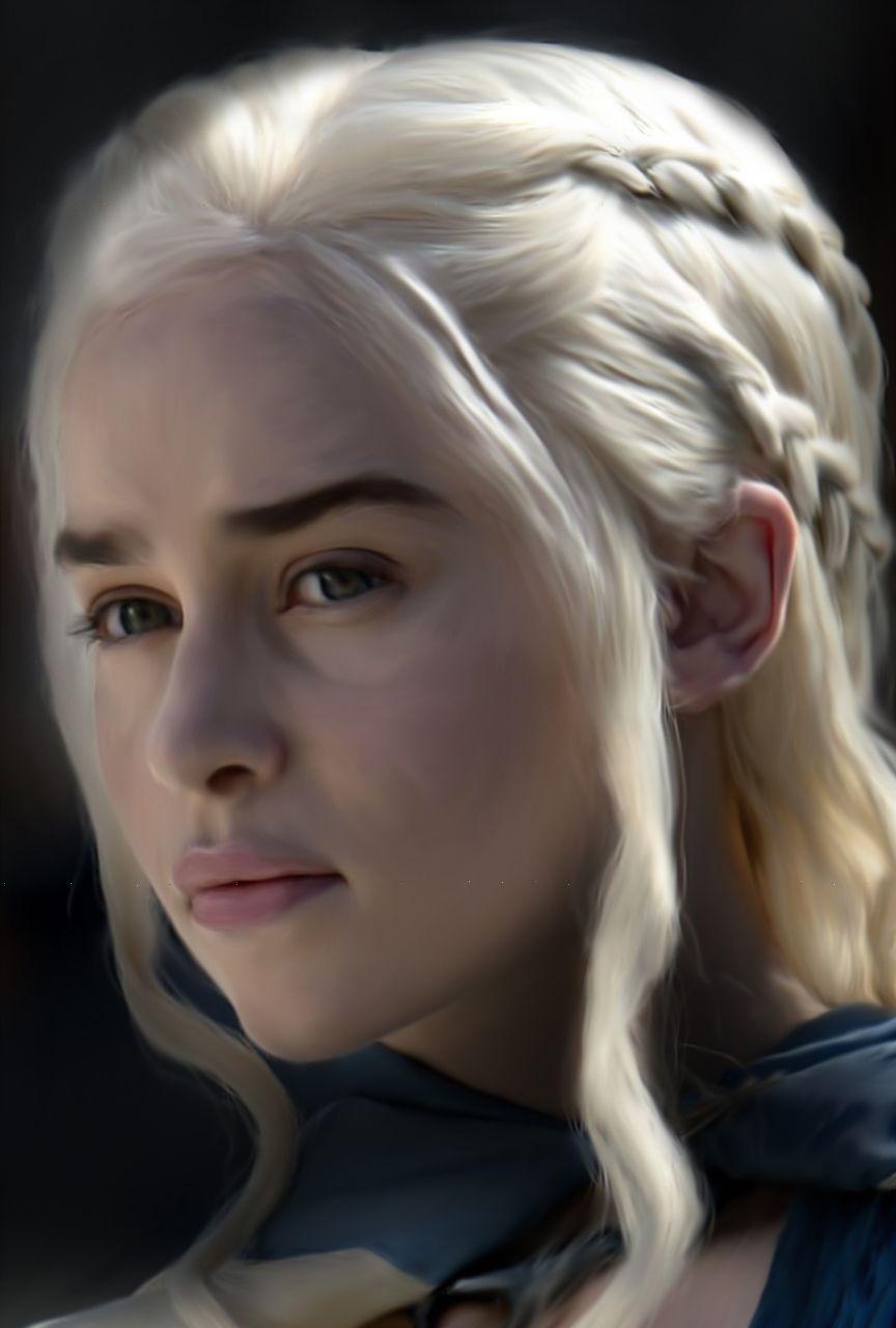 Daenerys Targaryen by MaisterArt.deviantart.com on @DeviantArt