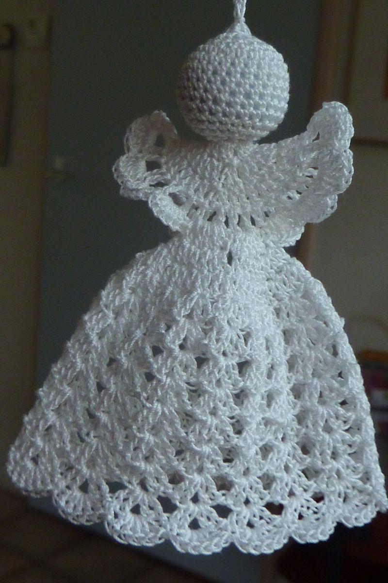 Angel Crochet Pattern Interesting Ideas