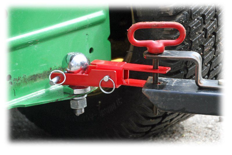 Combo Hitch Is A Handy Way To Haul Pin