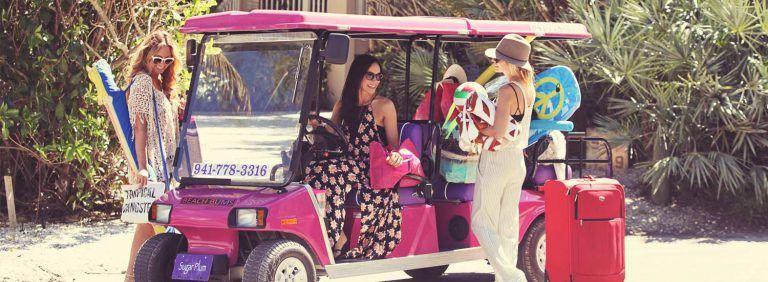Golf cart rentals on anna maria island island real blog