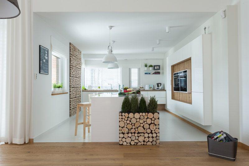 kuchnia z oknem  Szukaj w Google  kuchnia  Pinterest   -> Funkcjonalna Kuchnia Z Oknem