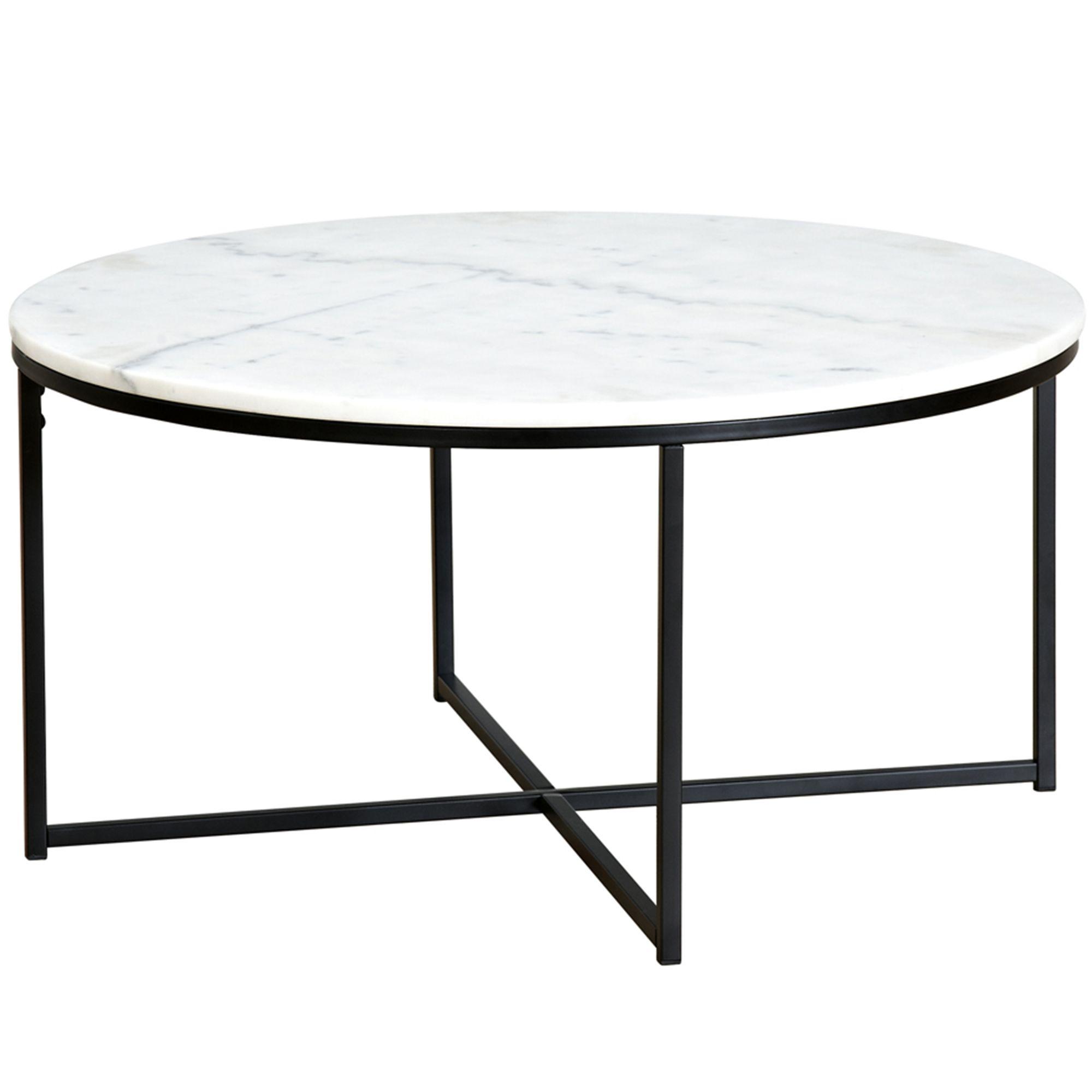 80cm Round White Siena Marble Coffee Table Temple Webster Marble Round Coffee Table Marble Top Coffee Table Marble Coffee Table