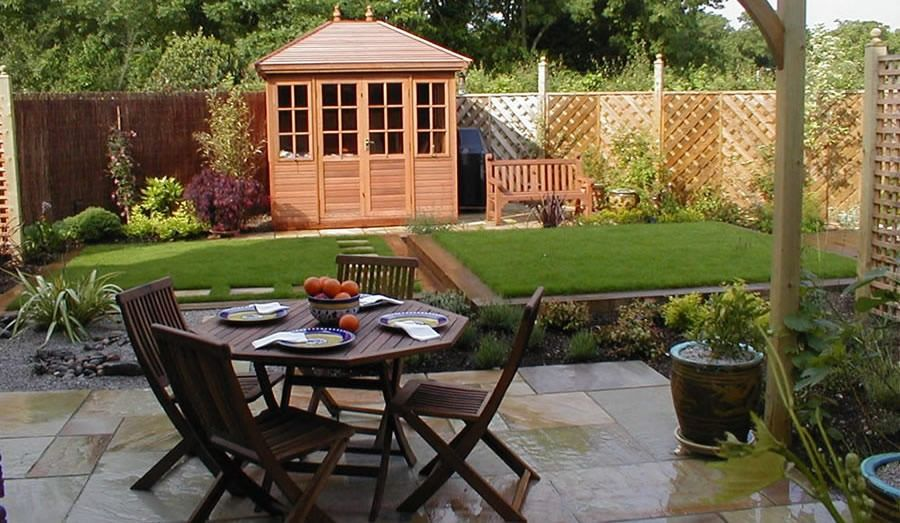Garden Design Southampton Hambrooks
