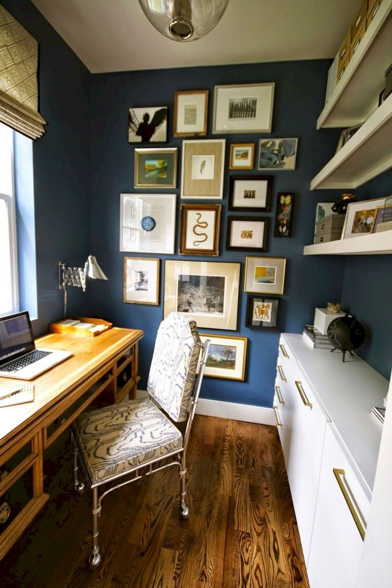 75 Stunning Home Office For Small Space Small Home Offices Home