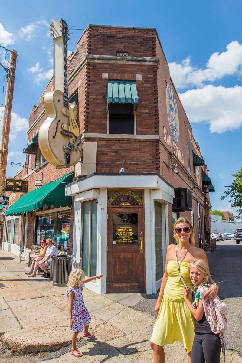 ca5e410ffe The Sun Studio Tour is one of the best things to do in Memphis Tennessee  Curso