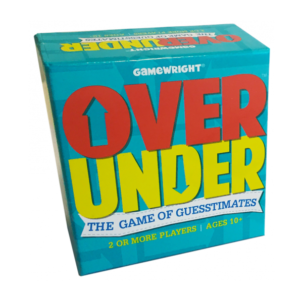 over under box in 2020 Childrens games, Games, Brain teasers