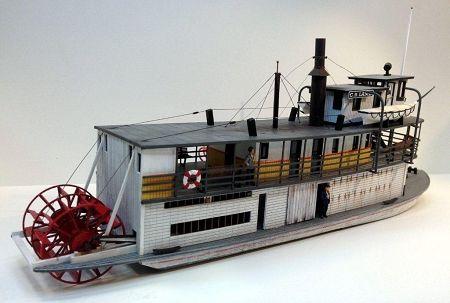 paddle wheel river boat ship models - Google Search ...