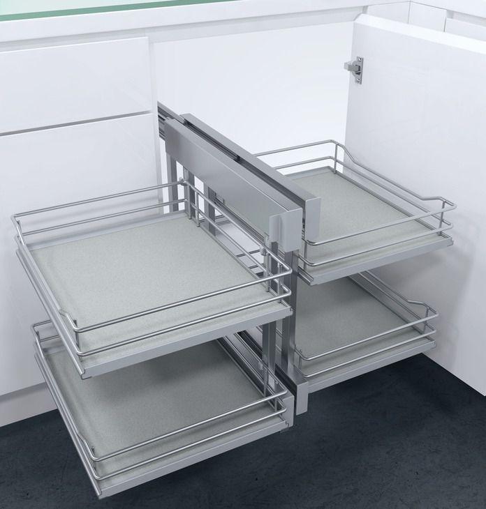 Best Pull Out Corner Unit Complete Set Premea Solid Base 400 x 300