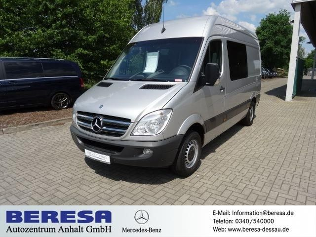 mercedes benz sprinter 216 cdi mixto klima autom standh transporter kombi van in zerbst. Black Bedroom Furniture Sets. Home Design Ideas