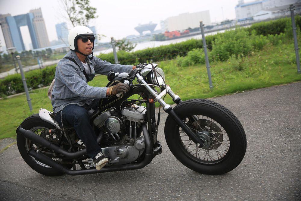 10th Anniversary Motorcycle Swap Meet & Hot Summer Cruise Report - MOONEYES ムーンアイズ オフィシャル Moon of Japan MOONTERNET