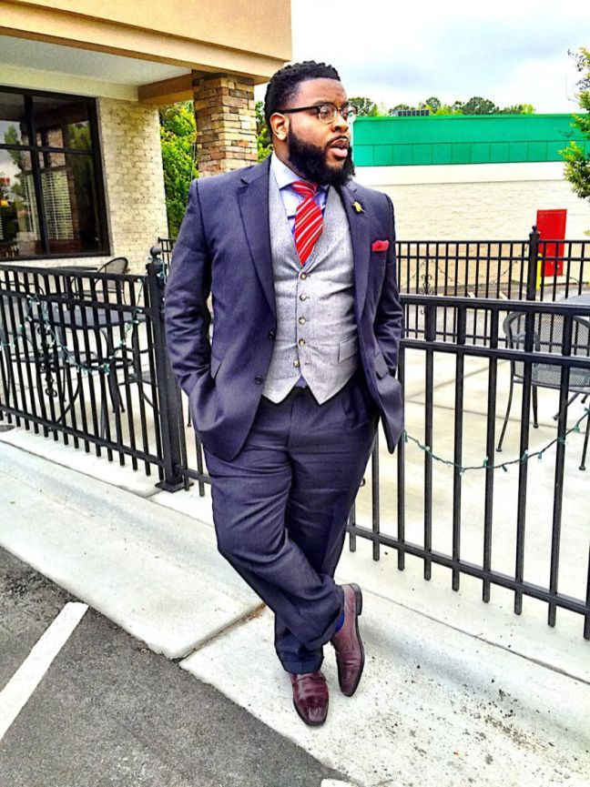 Big and tall men fashion